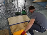 Szkolenie dla uczniów klasy II monter zabudowy i robót wykończeniowych w budownictwie oraz klas II i III stolarz