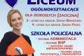 Rekrutacja do Liceum Ogólnokształcącego i Szkoły Policealnej dla Dorosłych