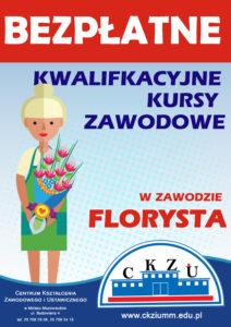 Kwalifikacyjne Kursy Zawodowe - Florysta