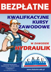 Kwalifikacyjne Kursy Zawodowe - Hydraulik