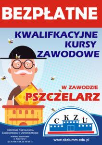 Kwalifikacyjne Kursy Zawodowe - Pszczelarz